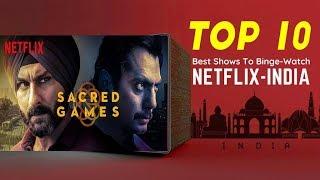 Netflix Announced 10 Upcoming Indian Web Series   Netflix India