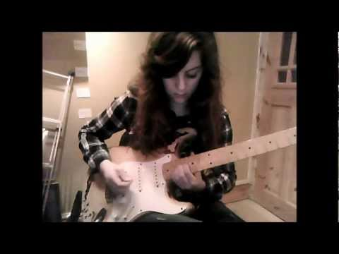Edged In Blue - Rory Gallagher (cover)