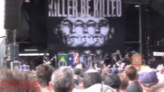 Killer Be Killed - 28 Febuary 2015 - Soundwave, Brisbane FULL SHOW