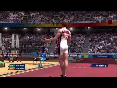 Javelin Throw - Beijing 2008 Online PS3
