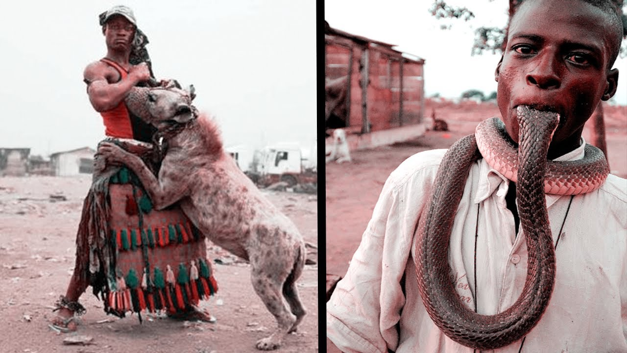 Unusual Tribes with Superpowers You Wish You Had