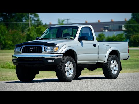 Davis AutoSports 2001 Toyota Tacoma 4x4 / Regular Cab / Auto / 2.7L / For Sale