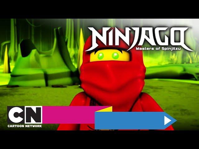 LEGO Ninjago | 6. De Slangen Koning (volledige aflevering) | Cartoon Network