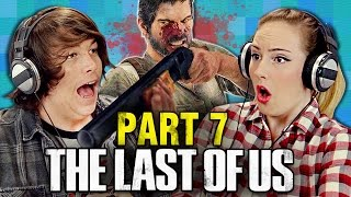 THE LAST OF US: PART 7 (Teens React: Gaming)