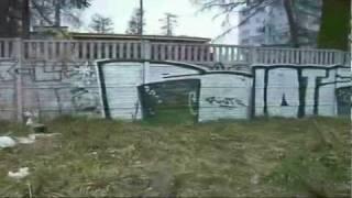 RIOTS.GRAFFITI.KRAKOW POLAND_part 1
