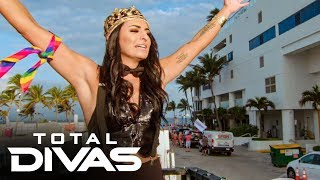 Sonya Deville participates in her first Pride parade: Total Divas Preview Clip, Oct. 15, 2019