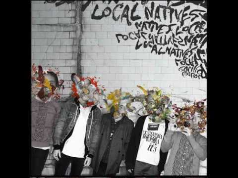 Local Natives-World News (lyrics)