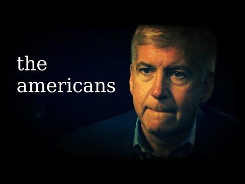 Flint Water Crisis:  Charlie Leduff with Governor Rick Snyder