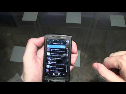 Vodafone 360 Samsung H1 Unboxing und Kurztest
