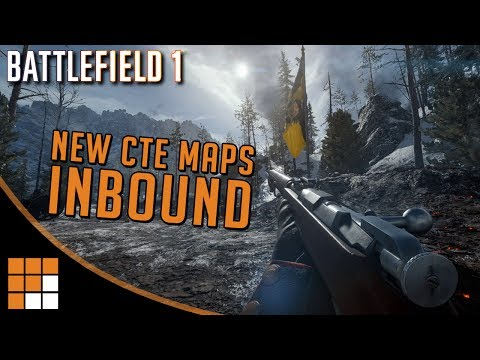 Lupkow Pass on Battlefield 1's CTE This Weekend? In the Name of the Tsar DLC Maps Coming