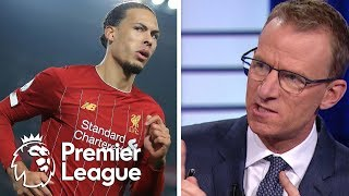 Instant reactions to Liverpool's win v. Man United | Premier League | NBC Sports