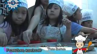 Yuk Masak Lasagna Ferrara Dan Kiddies Pizza.  Kursus Masak & Kue Untuk Anak & Remaja