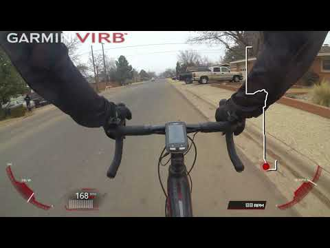 Garmin Virb Ultra 30 with XIT Photo Chest Mount TEST