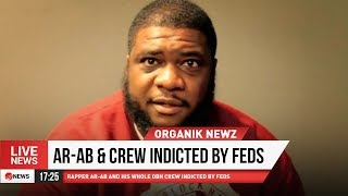 AR-AB AND HIS ENTIRE OBH CREW ARRESTED BY THE FEDS