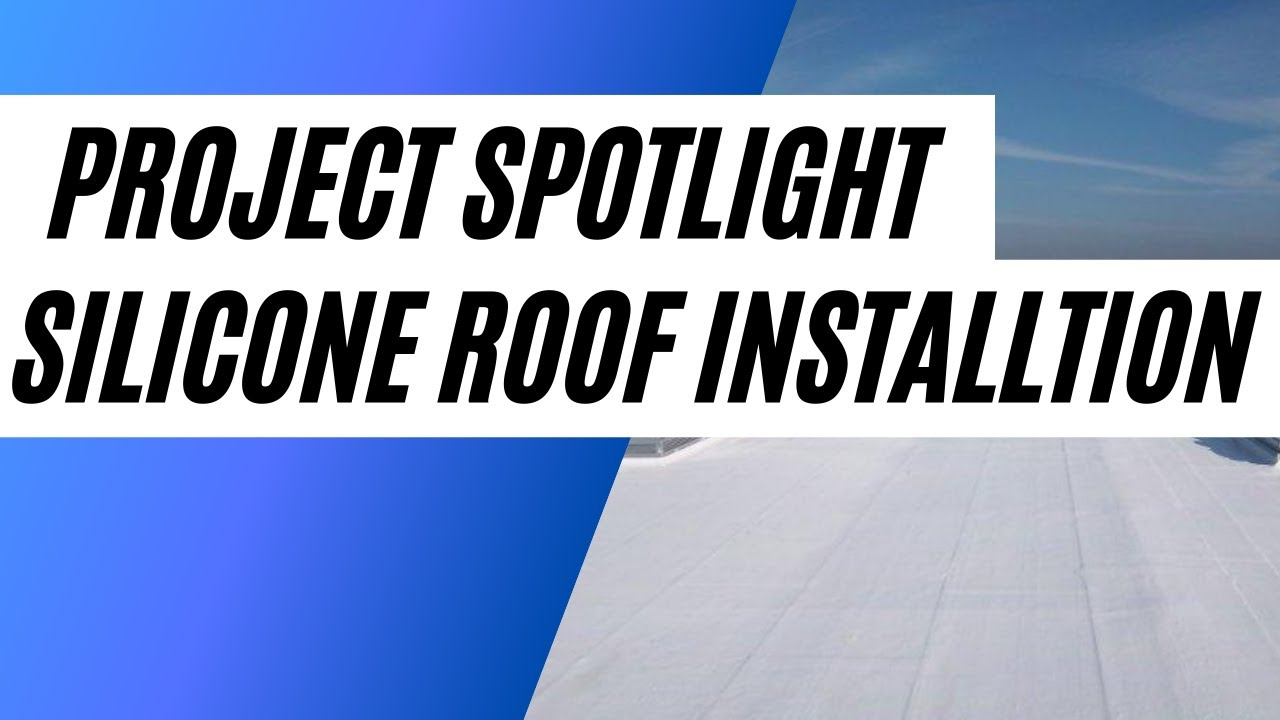Charming Installation Of Tropical Cool Roof Coating System By Central Roofing Company
