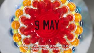 May 9 - Jelly Good Time -  #GetItToday