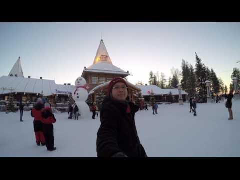 Rovaniemi Lapland Trip Dec 2016