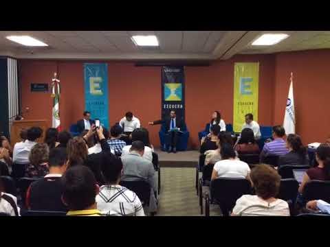 Foro de candidatos Distrito 6 Tec de Monterrey - Chihuahua