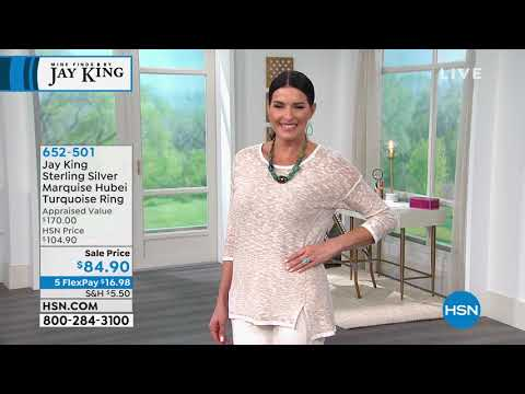 HSN | Mine Finds By Jay King Jewelry 05.20.2019 - 01 PM