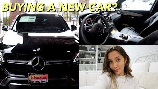 COME CAR SHOPPING WITH ME! | Winter Break VLOG