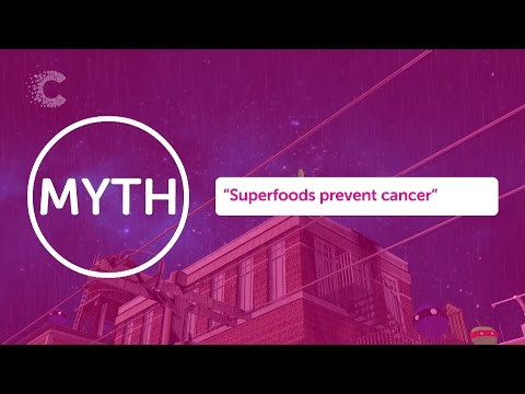 Can Superfoods Prevent Cancer? | Cancer Research UK