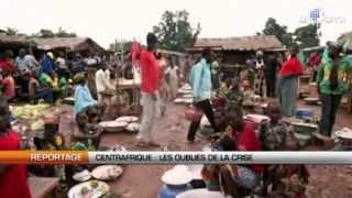 Centrafrique : Les oubliés de la crise