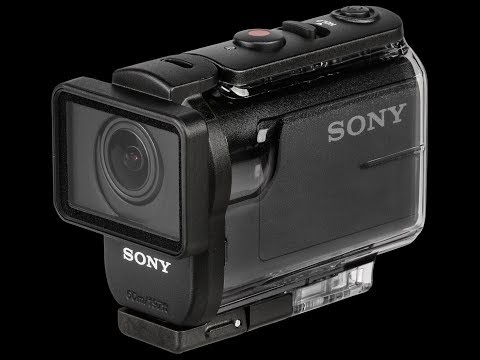 Sony HDR AS50 Aksiyon Kamerası