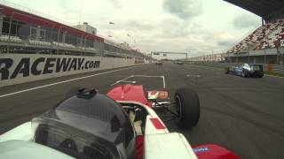 Moscow RaceWay Race1 Starts Formula Masters 2014
