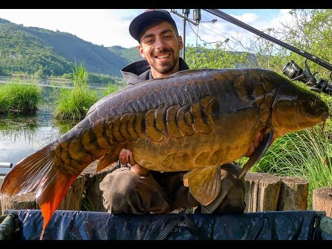 Carp Fishing Lago Di Fimon !!! LINEAR CARP !!! SPOT#2