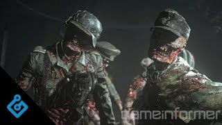 Exclusive Call Of Duty: WWII Nazi Zombies Interview