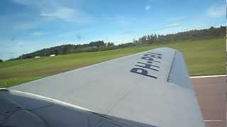 Flying aboard the Classic 1941 KLM Douglas DC-3