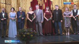 Белгородский театр имени М.С. Щепкина открыл новый сезон