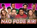 NÃO PODE RIR! com Big Jaum, Ju Querido, Gustavo Ariel e Felipe Mariano