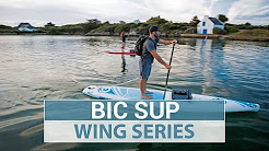 2017 BIC SUP WING - Stand Up Paddleboard Series
