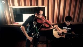 Say Something - A Great Big World & Christina Aguilera, [Live Session]  Thien Minh, Giang Falla