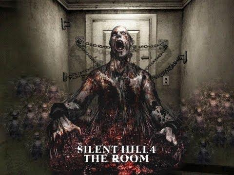 Silent Hill 4 The Room All Movie Cutscenes