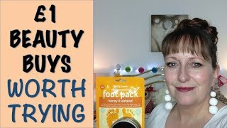 £1 | BARGAIN BEAUTY BUYS | Mostly Poundland, 1 Savers & 2 Household | Worth Trying | Tried & Tested