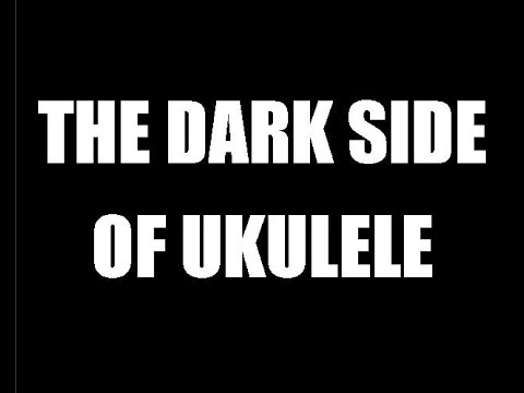 The dark side of ukulele - A film by UK Alien - Rock ukulele