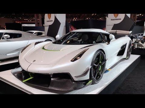 Download Tour of 2019 New York International Auto Show