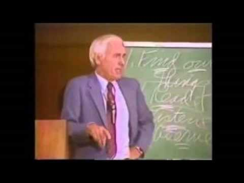 Jim Rohn Tells The Story of Job