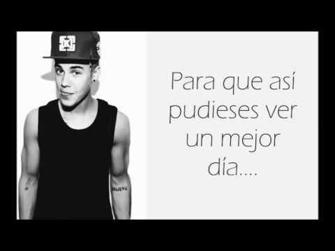 I Would -Justin Bieber (Traducida al Español)
