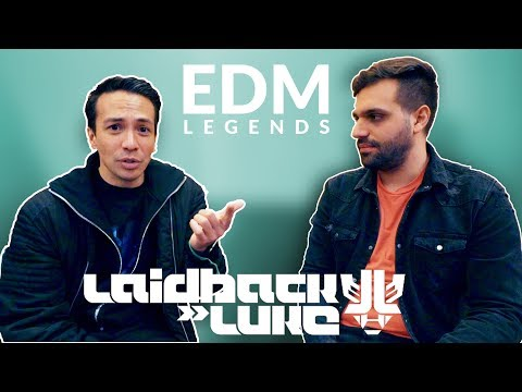 Laidback Luke's Top Advices for Every Young DJ & Producer | EDM LEGENDS #3