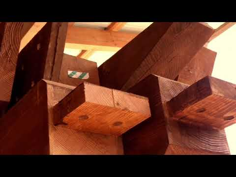 Real Timbers & Joinery Douglas Fir | Timber Framing