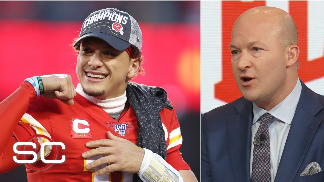 The Chiefs' key to a Super Bowl win is to stay relaxed - Tim Hasselbeck | SportsCenter