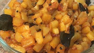 உருளை கிழங்கு பொரியல்-தமிழ் /Potato fry or Urulai kizhangu varuval (in tamil)/potato recipe in tamil