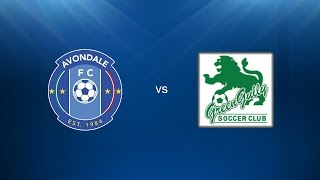 Live Stream - Avondale FC vs Green Gully SC