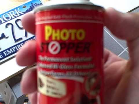 PHOTOSTOPPER Works ?  Watch this video! Update 2-2012 DOES N