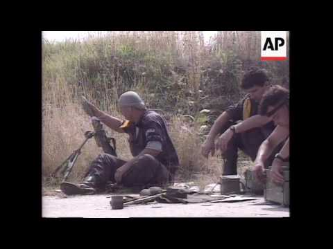 KOSOVO: SERB FORCES ADVANCE ON ETHNIC ALBANIAN REBELS UPDATE (2)