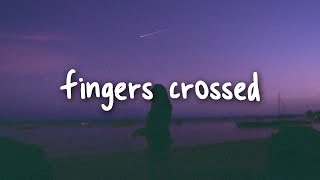 billie eilish - fingers crossed // lyrics