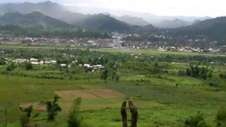 Video Postcard: Oudomxay, Laos ແຂວງອຸດົມໄຊ